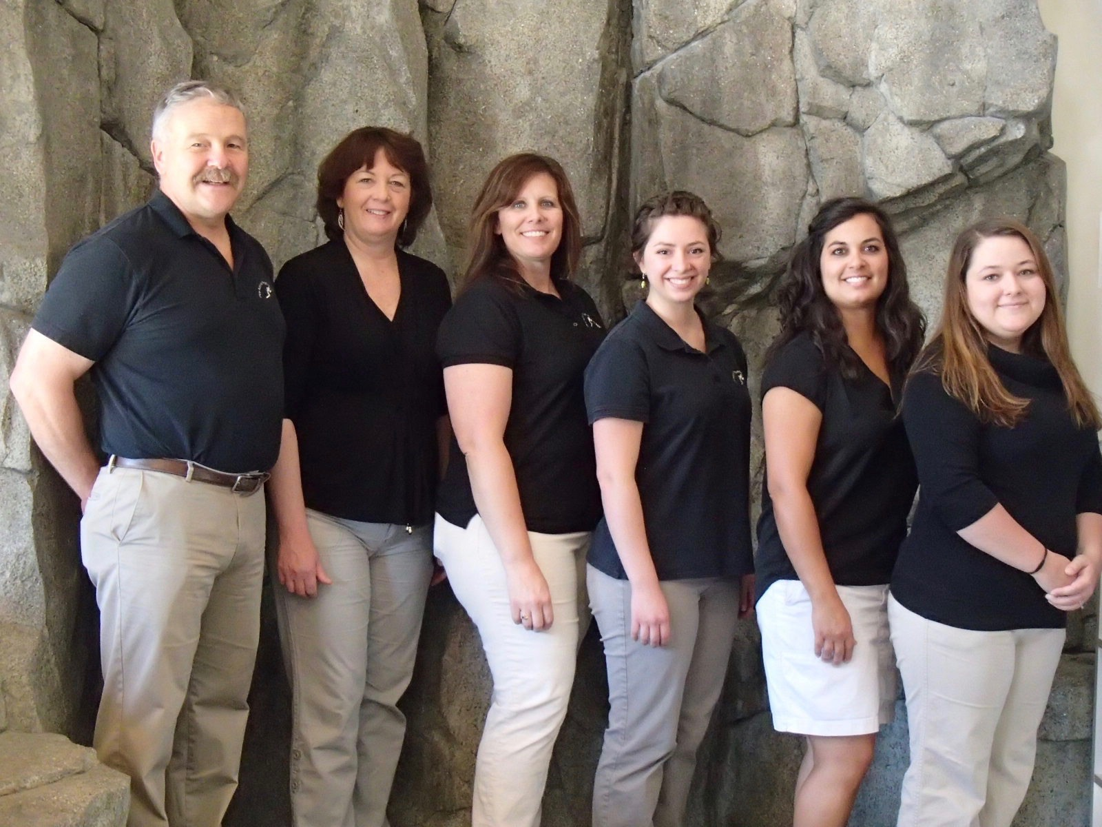 Staff at Pro-Active